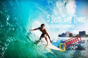 5 Best Surf Towns by National Geographic - CoverPNG